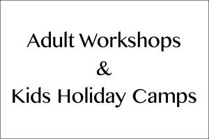 Sewing Camps menu