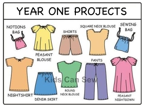 Year one projects